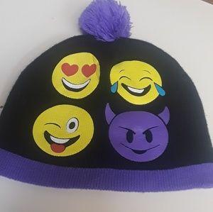Other - Childrens Cap Emoji